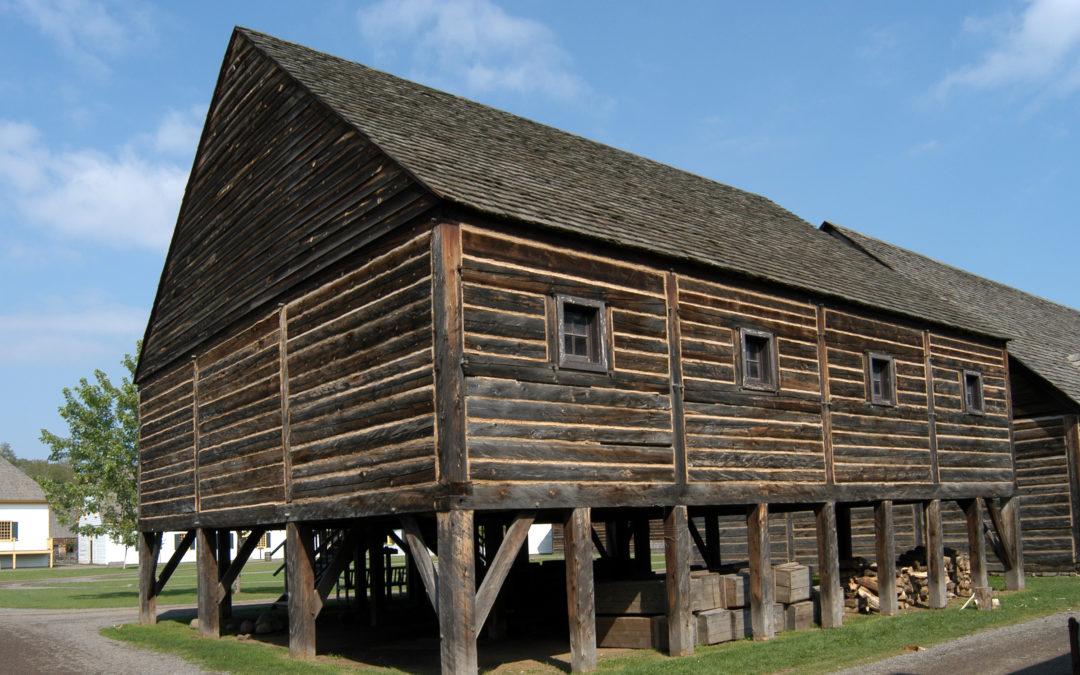 Our Lands Speak: A 19th Century Raised Storage Building