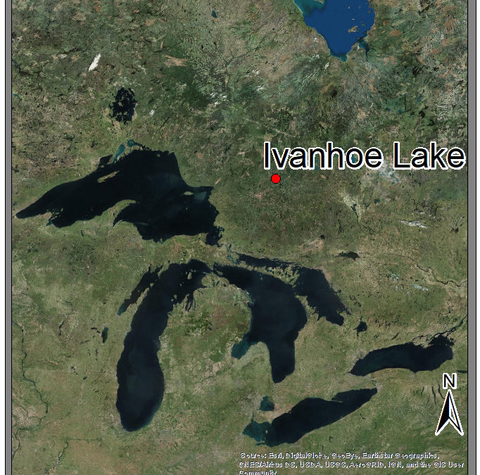 Our Lands Speak: An Unusual Grave Marker from Ivanhoe Lake