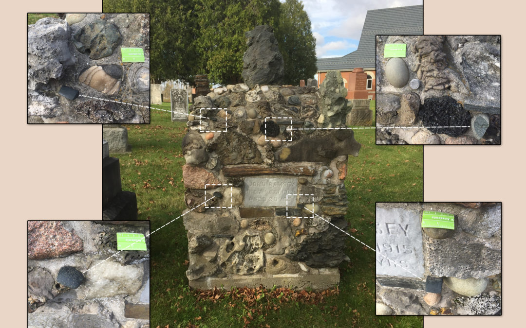 Our Lands Speak: An Unusual Gravestone in Southern Ontario