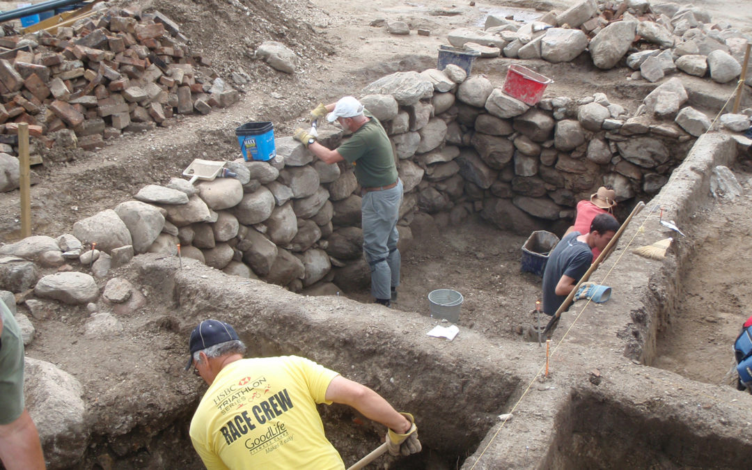 Our Lands Speak: Featuring Archaeological Investigations at Queensville Site 1